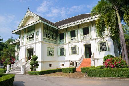 Khum Chao Luang Muang Phrae. Public Museum at Phrae, Thailand.
