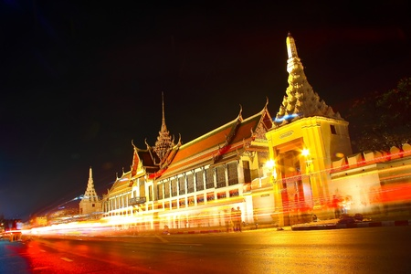 natural landmark: The Grand Palace Bangkok, Thailand