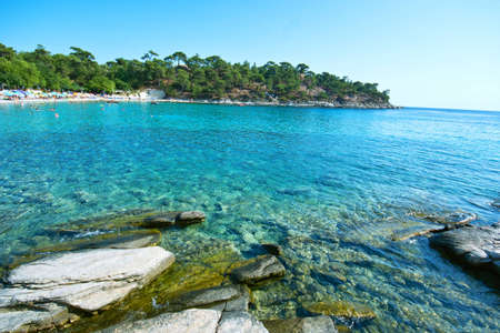 thassos: Tropical perfect turquoise blue