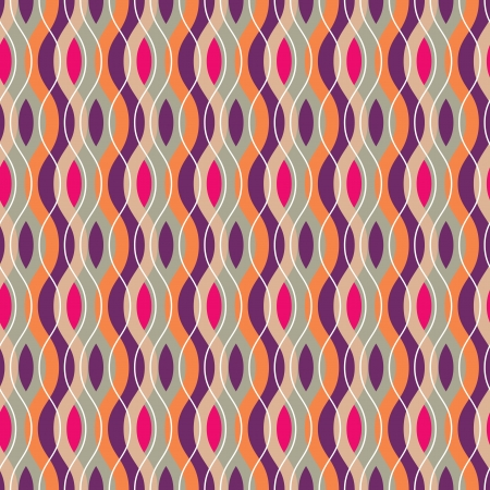 abstract seamless: Abstract geometric wave colorful pattern background. Great for web page background.
