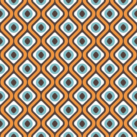 Abstract geometric seamless pattern background. Great for web page backgrounds, wallpapers, etc.