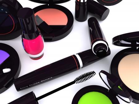 Make-up series photo