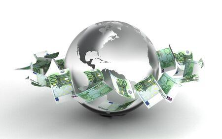 Global Business Stock Photo - 14376852