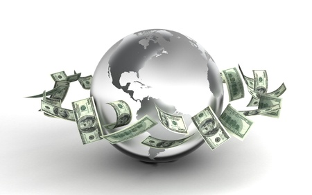 Global Business Stock Photo - 14376851