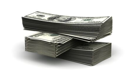 Stack of Dollar Stock Photo - 14376967