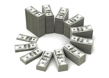 Money Growth Stock Photo - 14377124