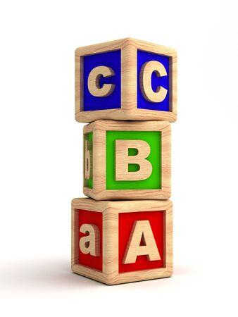 Play Blocks Stock Photo - 14455313