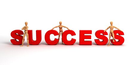 Success  Stock Photo - 14455254
