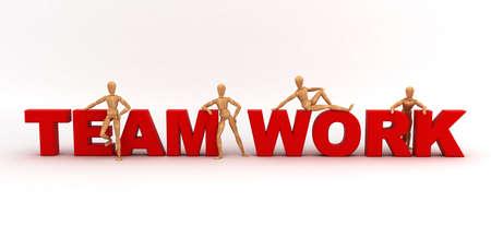 Team Work Stock Photo - 14455520