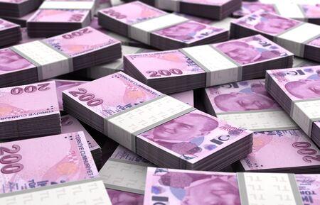 Billion Turkish Lira Stock Photo - 14552684