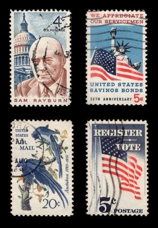 US Postage Stock Photo - 14552654