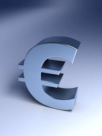 european union currency: Euro sign