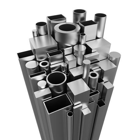 siderurgia: Perfiles y Tubos