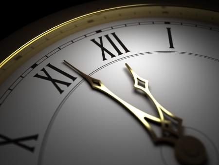 12 o'clock: Last Minutes