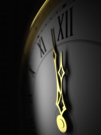 12 o'clock: Deadline