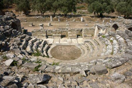 trave: Ancient City of Iasos, Milas, Mugla, Turkey