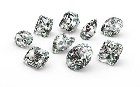 emerald: Diamond Cuts