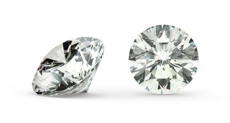 round shape: Round Cut Diamond