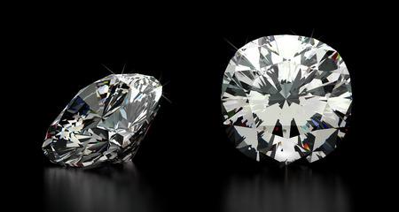 Cushion Cut Diamond photo
