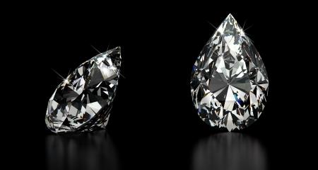 Pear Cut Diamond