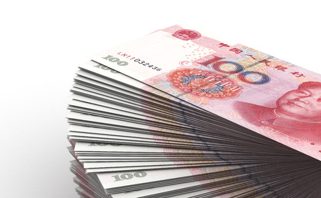 yuan: Stack of Yuan