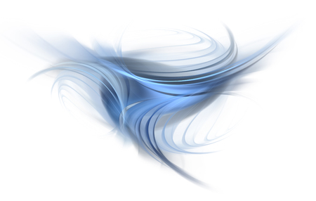 cool backgrounds: Abstract Blue Stock Photo