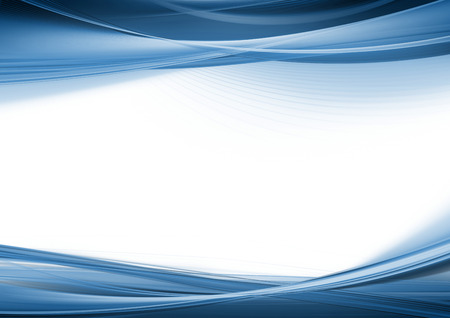 Abstract Blue Stock Photo