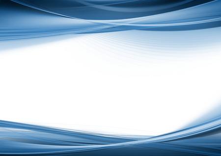 Abstract Blue Standard-Bild