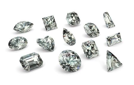 trillion: Diamond Cuts