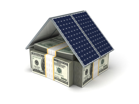 solar roof: Energy Saving