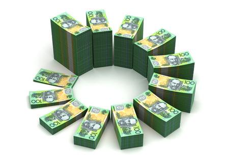 australian money: Australian Dollar Chart