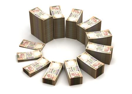 valuta: Indiai rúpia Chart