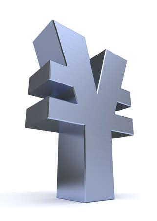 Yen Symbol photo