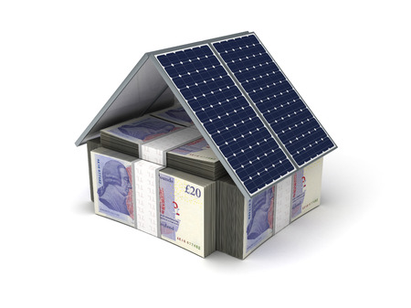 uk money: Energy Saving