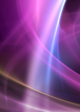 gold swirls: Abstract Background