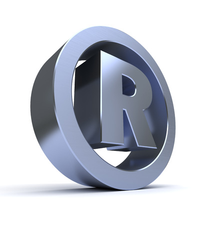 Register Symbol Stock Photo