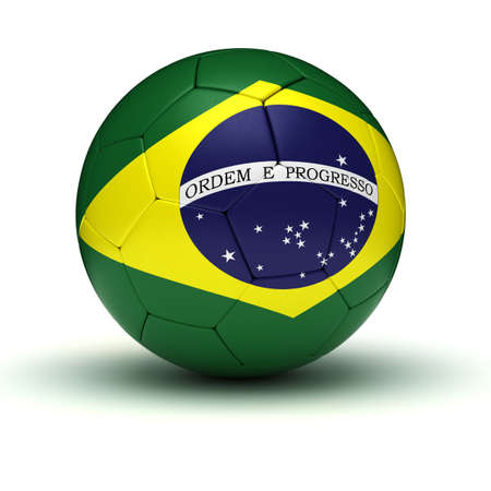 Brazilian Football photo