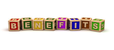 benefits: Benefits Play Cubes