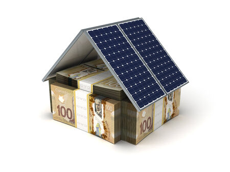 canadian currency: Energy Saving