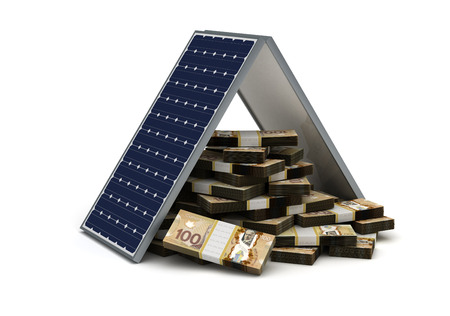canadian dollar: Energy Saving for Canadian Dollar