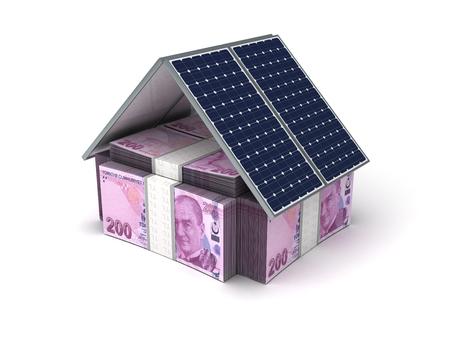 turkish lira: Energy Saving  turkish Lira