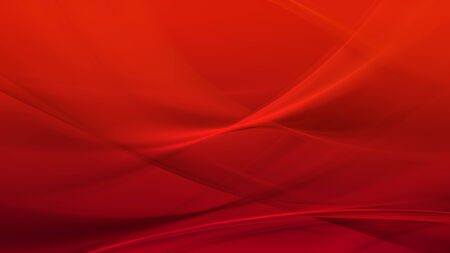 light effects: Abstract Red Background