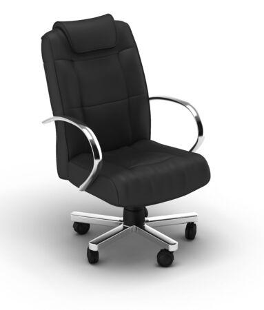 ejecutivo en oficina: Silla de la oficina ejecutiva