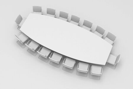 colorless: Colorless Meeting Table