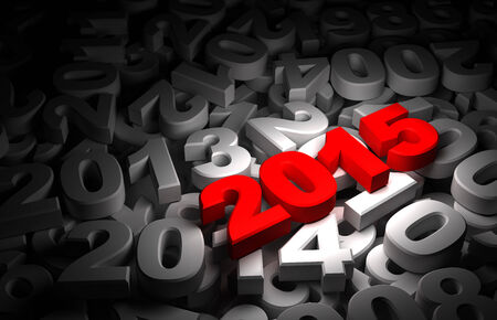 New Year 2015 and Olds photo