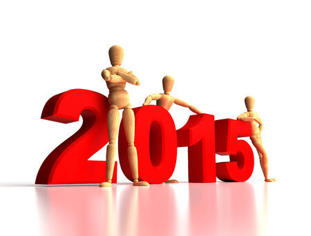 2015 New Years Team photo