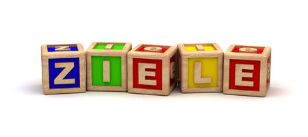 Ziele Play Cubes photo