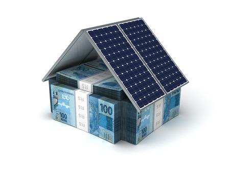 Brazilian Real Energy Saving photo