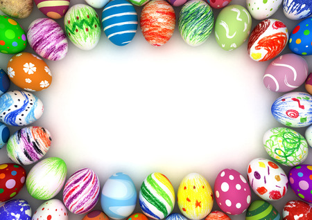 egg white: Easter Eggs