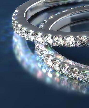 Two Wedding Rings photo